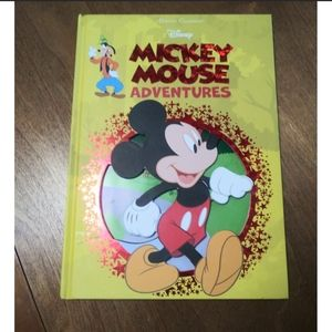 🆕 Disney's Mickey Mouse Adventures - Hardcover